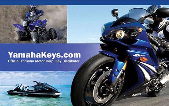 Yamaha Keys - Official Yamaha Key Distributor